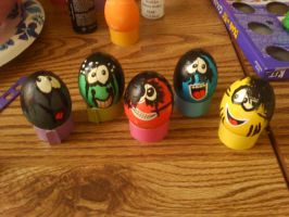 Black Veil Brides Easter by MornaStar