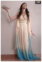 Greek Goddess 4 by Lisajen-stock