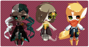 Adopt Me!:: Halloween Set! :CLOSED: by Sumu-Zu