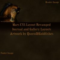 Mars New Journal CSS by Aryenne