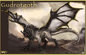 Gudrotgoth by Chelsee