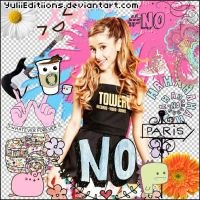 BlendTumblr/Ariana Grande/YuliiEditiions by YuliiEditiions