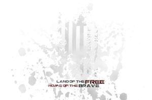 Land Of The Free, Home Of The Brave by HAUDUKEN