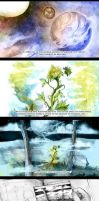 Far Beyond the World Trailer storyboard 1 by Lapis-Razuri