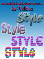 Pack Styles 004 by juststyleJByKUDAI