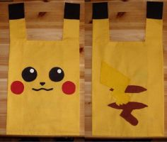 Pika-Bag by little-koko