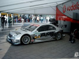 DTM Racing Car by IndianRain