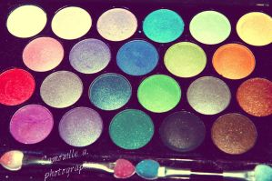 Eye Shadow by Camouille38