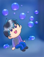 Cool Bubble by Drawn-Mario