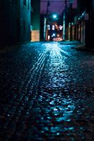Backalley Blues by sullivan1985