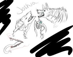 Joshua's Evo's Minus The Human One by SOLIDShift