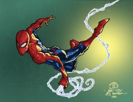 Spiderman Animated by scroll142