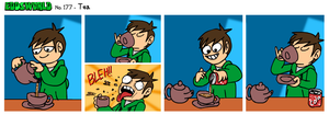 EWCOMIC No. 177 - Tea by eddsworld
