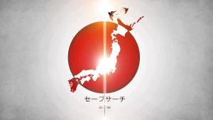 For Japan by Lacza