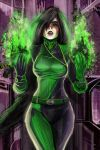 Shego colored by RossoWinch