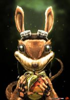 Daxter by C-CLANCY