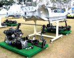 Chassis Engine and Underbody Structure Showcase by toyonda