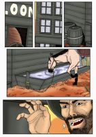 Luck in the Old West Page3 by Taraakian