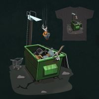 Dumpster Diving V2.0 by SupportCOMMAND