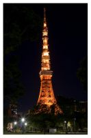 Tokyo Tower by thimp