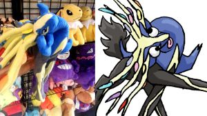 The Beautiful, the Majestic, The Xerneas by AnScathMarcach