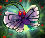 30 Min Butterfree by Cherkivi