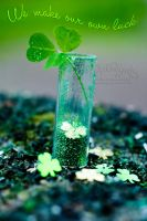 We make our own luck by FreeSpiritFotography