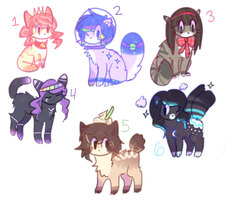1 dollar adopts open by viiolence