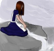 the girl who cried a river by Alice-fanclub