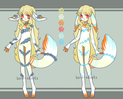 p r o t o. flaura {Auction} CLOSED by Koru-Adopts