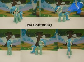 Custom Lyra Heartstrings by ShiveringCanvas