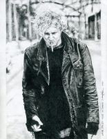 Layne Staley by M-Everham