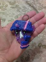 Twilight Sparkle keychain by doggie-dew