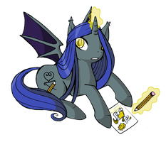Contest Prize 3rd Place - Sophillia by Deathdog3000