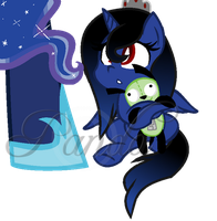 Nightfly's New Toy by iPandacakes
