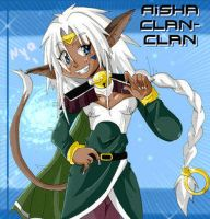 Aisha Clan-Clan by catgirl-zone