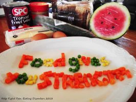 Foods Gives You Strength by Flykick-Chick