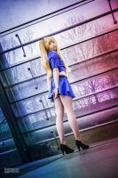 Officer Marie Rose by ConanEdogawa14
