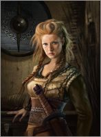 Lagertha by emilus