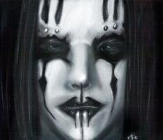 Joey Jordison by hamsterSKULL