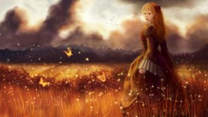 The Golden Witch by Aliciane