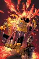 Invincible 47 cover by RyanOttley