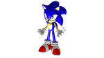 (Another) Sonic Render! by faustoribeiro
