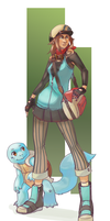 Trainer from Kanto by Rozen-Clowd