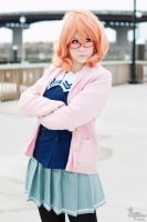 Mirai Kuriyama- How Unpleasant! by BlackRoseMikage