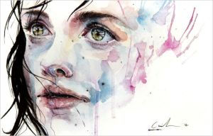 By Agnes Cecile by Sada1997
