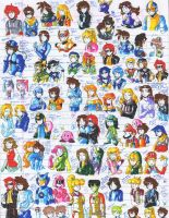 Felt pen doodles 22 by General-RADIX