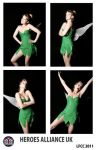 Tinkerbell Photo Booth by snarkshot