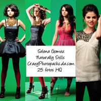 Selena Gomez Naturally Stills by CrazyPhotopacks