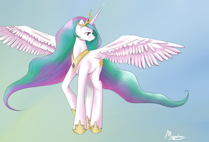 Celestia by AutumnsMonologue8